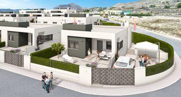 Villa A Vendre En Espagne Construction Neuve Ou Revente De Maison
